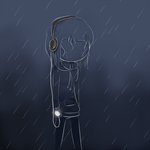 Rain by pale-gale