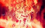 The Fire... by alicexz