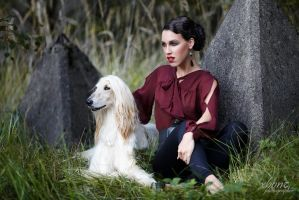 Denisa S. and Charlie by xxbone