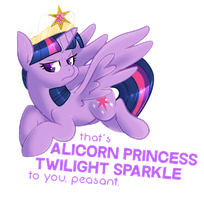 princess of friendship by GooodCooop