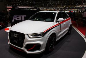 Geneva 2014: ABT RSQ3 by randomlurker