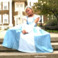 cinderella...waiting by ToxicChick