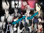 REQUEST: Byakuya Kuchiki by Lady1Venus