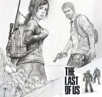 The Last..of US by Pencilsketches
