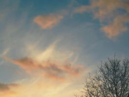 Lovely, cuddly clouds. by girl-loves-guitar