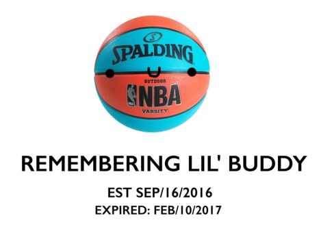 REMEMBERING LIL BUDDY by TyroneWilson