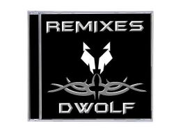 Dwolf Remixes Album Mock-up by 1988Wolf