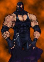 Bane color by lucio7lopez