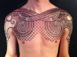 And the work of the day (update) by Meatshop-Tattoo