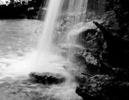 Waterfall by lclaywares