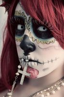 Dia de los muertos by The-Life-Of-Art