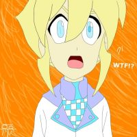 Tikal's WTF face by Ghost-Angel-or-Devil