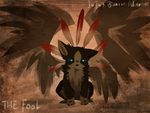 THE FOOL by WOLFWARRIOIS