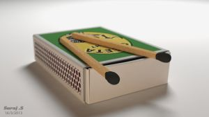 Match Box 3Ds Max by suraj281191