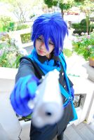 Love is War::Kaito by rayrinaruth