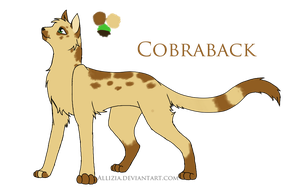 Cobraback, Healer Application by Allizia