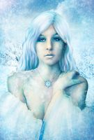 Ice Queen by selenka