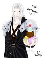 Commission: Sephiroth for Umeki-18 by Shin--chan