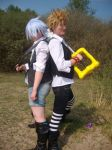 I got your back by LostSoulsCosplay