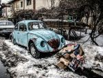Old Car by happybg