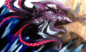 Water Colossus by iRashman