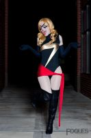 Ms. Marvel by CapesandCowlsAnon