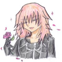 KH-Flurry of Dancing..Flowers? by WanderingDarkness205