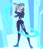 Comm. Ice Sibre by Chizu-PS