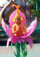 Tokyo Disneyland 30th Anniversary Parade Costume by RubyReminiscence
