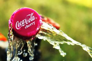 Cherry Coke Burst. by Ruxi97