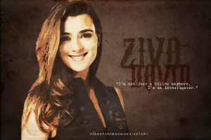 NCIS Quotes- Ziva by KissofCrimson