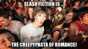 Sudden Clarity Clarence by AralesBloodmoon