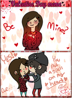 valentine meme admins vuv by Ask-Olive-And-Oliver