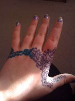 Hand Art : 1 : Colours by ARSugarPie