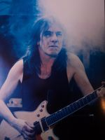 Malcolm Young by LilyLondon9