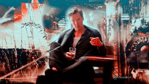 Benedict Cumberbatch wallpaper 46 by HappinessIsMusic