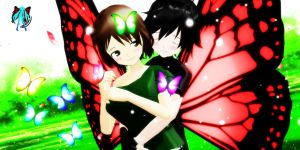 .:We are here for coloring your life sissy:. by XXSefa
