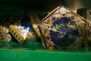 Chocolate Frogs.. by tonysak