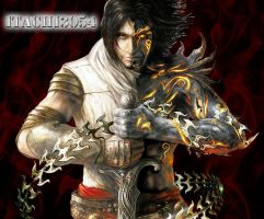 Prince Of Persia Calm by itachi3054