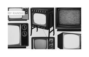 Old Tv by Ransie3