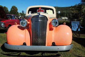 1937 Chevrolet: A real peach! by morbiusx33