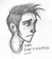 Liam by sawebee