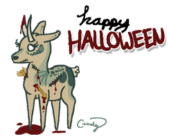 Happy Halloween! by catpuccinos