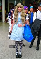 Alice in Wonderland Lolita by ZeroKing2015