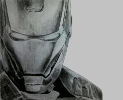 iron man by jengmigo7
