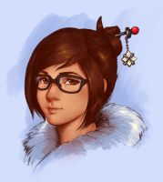 Mei Sketch by leonwoon
