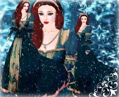 Winter is coming - TLD Clan Winter Contest by AinelYlenia