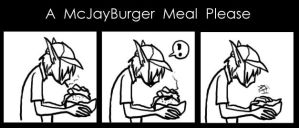 A McJayBurger Meal Please by BlackMage339