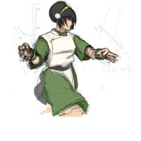 Older Toph WIP by L3monJuic3