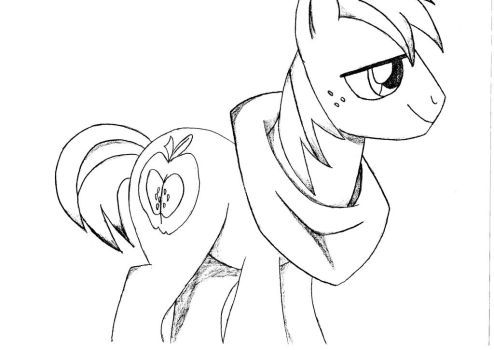 Big Macintosh by Infected147